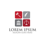 law legal logo icon