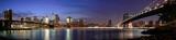 Manhattan cityscape from Brooklyn, New York City - 121680520
