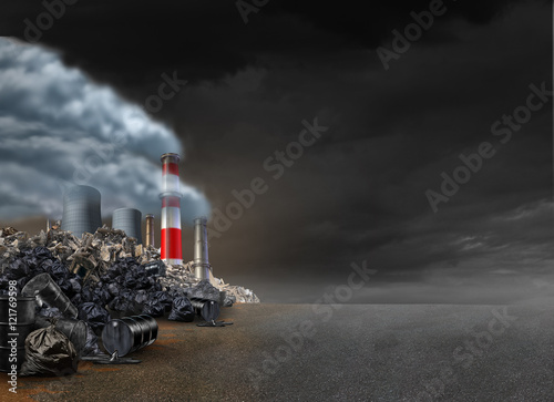 Pollution Background