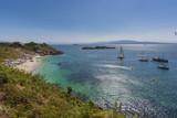Beach of Nuestra Senora (Cies Islands, Pontevedra - Spain).
