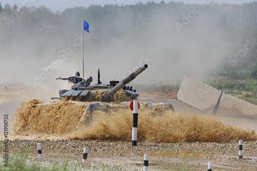 Poster Tank