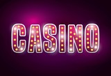 Notice spectacular casino icon vector illustration design