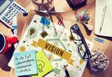 Vision Inspiration Motivation Thinking Think Concept
