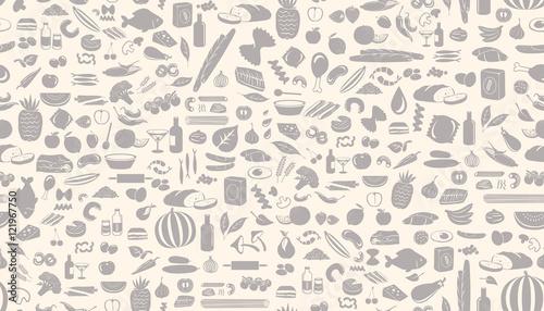 jednolite-wzor-zywnosci-wykonane-z-malych-ilustracji-z-napisem-zywnosci-w-zaokraglone-etykiety