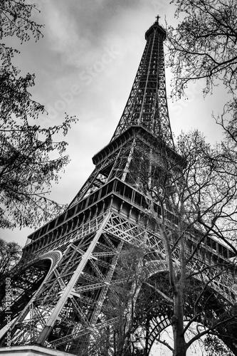 Deurstickers Eiffeltoren Tour Eiffel
