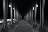 Bir-Hakeim bridge in paris