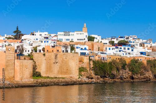 Foto op Canvas Marokko Rabat in Morocco