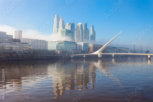 Fotobehang Buenos Aires Puerto Madero, Buenos Aires