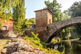 Ponte medievale di San Francesco, Subiaco