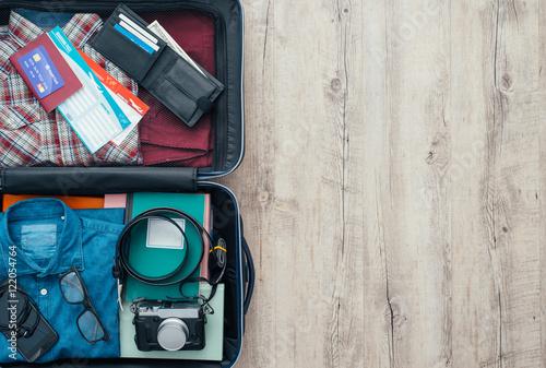 Traveler's bag