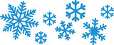 Snowflake set - 122056544