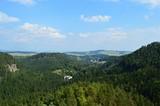 Widok z gór