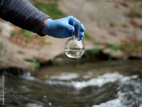 water sample