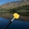 Kayaking in Trout River Pond, Gros Morne National Park, Newfound