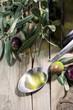 Olive su legno
