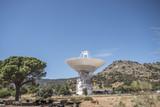 NASA Deep Space antenna wjich will send the signal to make Roset