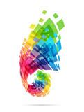 Colorful design element - 122181350