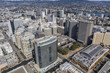 Downtown Oakland Aerial View