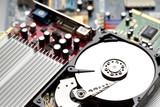 Open Hard disk drive - 122238583