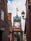 Victorian City Clock in Chester