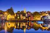 Portsmouth, New Hampshire Townscape
