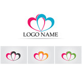 Love logo template v2.0