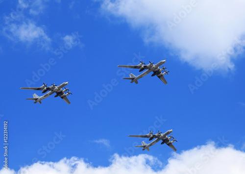 Russian bombers