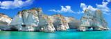travel in greek islands - Milos, Cyclades, Kleftiko bay - 122375308