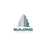 Fototapety Building Creative Concept Logo Design