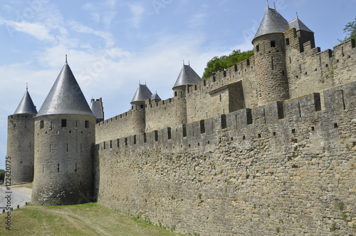 carcassonne posters wall art prints buy online at europosters. Black Bedroom Furniture Sets. Home Design Ideas