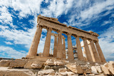Parthenon temple on the Acropolis, Athens, Greece