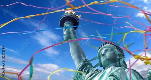 New York - Statue de la liberté / Statue of liberty