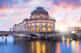 Berlin at night (Bode Museum)