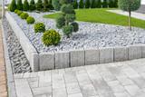 Moderne Gartengestaltung - 122500121