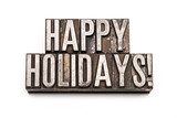 Fototapety Happy Holidays