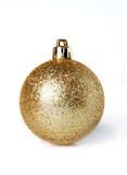 bright sparkling Christmas balls - Christmas decoration