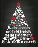 Fototapety Weihnachtsbaum