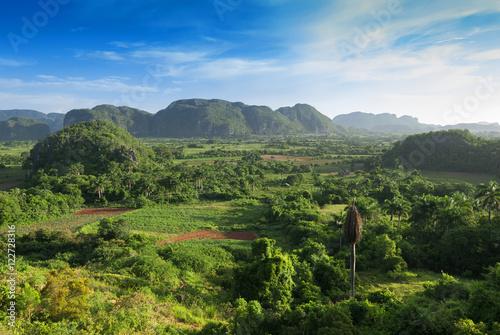 Poster valley of Vinales,Cuba