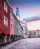 Stary rynek w Poznaniu, Polska - 122783318