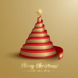 Christmas tree. Merry Christmas!