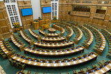 Danish parliament in Copenhagen - 122852155