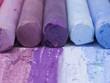 purple crayons