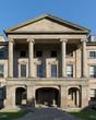 Facade of the Province House, Charlottetown, Prince Edward Islan