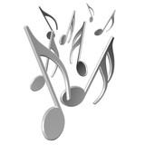Musiknoten, Musicnotes