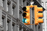 Traffic Light in New York