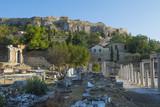 Römische Agora am Fusse der Akropolis in Athen