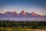 Fototapety Grand Teton Mountains