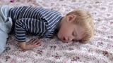 Boy Clothes Sleeps on Tboy Clothes Sleeps on Bed