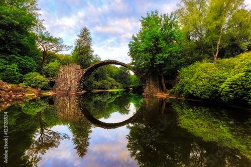 Rakotzbrücke bei Kromlau
