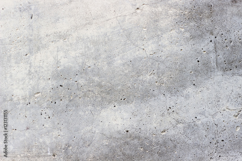 Poster Betonbehang Outdated concrete wall for your background